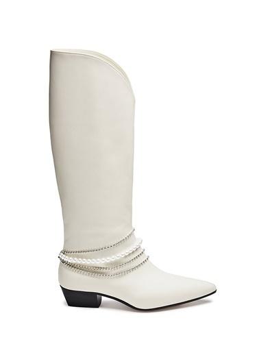 Magda Butrym Çizme Beyaz